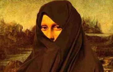 MONA LISA POD ČADOROM: Iranci na internetu zbijaju šale o pokrivanju golih kipova (FOTO)