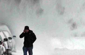 DOMAĆI METEOROLOZI UPOZORAVAJU: Od 9. februara dolazi nam nezapamćeni ledeni talas!?