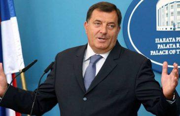 Nije ni došao na funkciju, a već izazvao MEĐUNARODNI SKANDAL: Kada su čuli šta je Dodik izjavio svi su se UHVATILI ZA GLAVU!