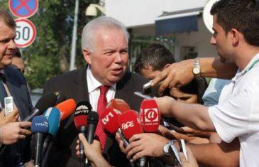 """KOMŠIĆ OSUDIO ISTUP RUSKOG AMBASADORA IVANCOVA: """"Neprihvatljiv je politički i diplomatski pritisak na medije"""""""