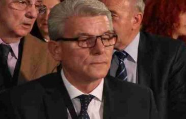 Generalni sekretar SDP-a poput vandala: Sramna poruka upućena Šefiku Džaferoviću