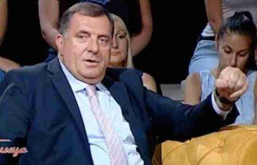 """DODIK IZGUBIO ŽIVCE, PRIJETI KAO NIKAD PRIJE: """"Nikad neću dati da vojska bude postavljena na granicu između RS-a i Srbije, jedina logična stvar je da…"""""""