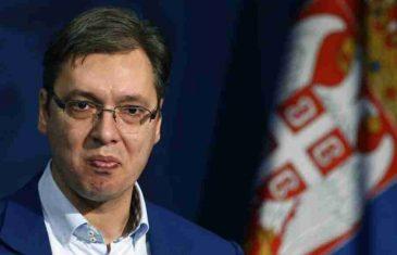 Vučić: Arogantan sam i nisam lijep, ali mi je odvratno da me zovu lopovom