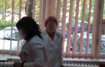 SKANDAL U DOMU ZDRAVLJA U KRAGUJEVCU! Doktorka odbila da pregleda bebu pod temperaturom 39,3, majka sve snimala!