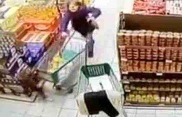 Žena snažno kolicima udarila dijete u jednom tržnom centru u BiH: 'Svjedočio sam jezivom ponašanju jedne majke'