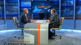 Lazanski upitao Dodika hoće li se nakloniti zastavi BiH, Milorad se samo nasmijao