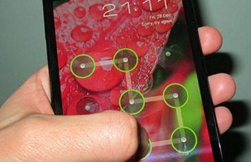 Šta raditi kada zaključate telefon i zaboravite šifru?