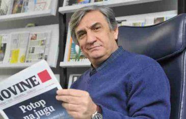 """Glumac Zijad Gracić otvoreno za """"Avaz"""": Nikad neću zaboraviti Bosnu, ali u njoj raditi neću"""