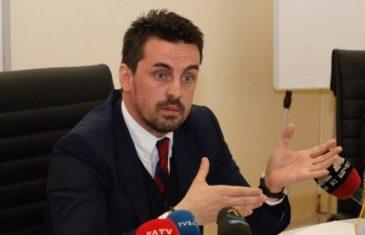 """Oglasio se direktor """"BH-Gasa"""" zbog izjave Edina Forte"""