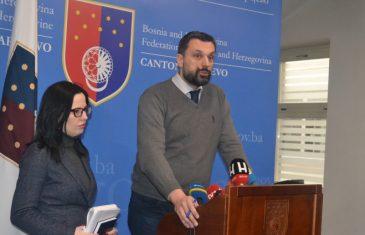 Konaković: SDA se preko Novalića odlučila na pokušaj paralize života građana u Kantonu Sarajevo
