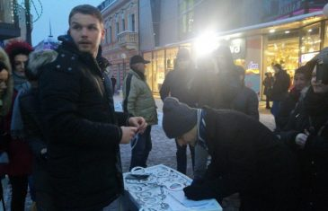 Stanivuković: Kada vas vlast diktaturom satjera u čošak, ironija postaje oružje