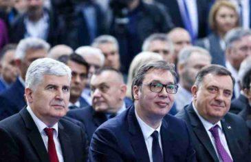 """ZAGREB I BEOGRAD U OFANZIVI VEĆ TRI DECENIJE: """"Ćosić i Tuđman '92. u Ženevi nagovijestili politiku koju danas provode Dodik i Čović"""""""