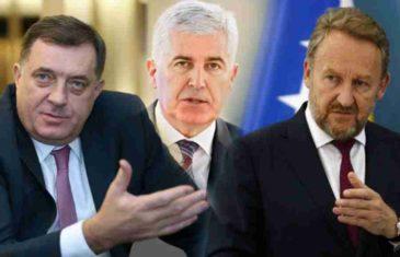 """VOŽD IZ LAKTAŠA SE POTPUNO POGUBIO: """"Bošnjaci bi srušili Srpsku, a onda bi izabrali svoje Srbe i Hrvate, oni ne mogu da podnesu ni Čovića koji želi u NATO zbog…"""""""