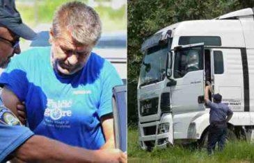 Vozač kamiona smrti prije nekoliko sedmica skrivio još jednu nesreću: 'Udario vozilo u zaustavnoj traci'