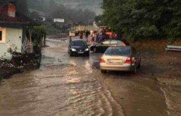 OVO NE PAMTE NI NAJSTARIJI MJEŠTANI: Zatočeno stanovništvo napokon evakuisano, poplavljeni objekti, neprohodni putevi