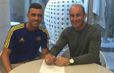 Medunjanin potpisao za Maccabi iz Tel Aviva
