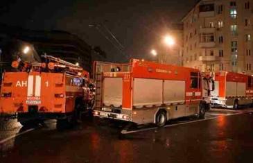 U požaru u Moskvi poginulo 11 osoba