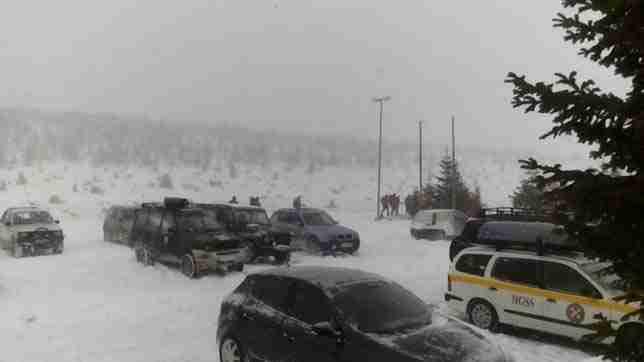 OTKRIVEN DETALJ IZ POTRAGE KOJI JE ŠOKIRAO SVE: Pored mladića (24) koji je pronađen mrtav u snijegu na planini, pronađena puška!