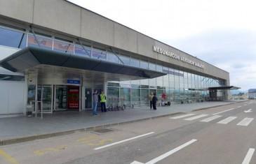 Drama iznad Sarajeva: Avion prinudno sletio