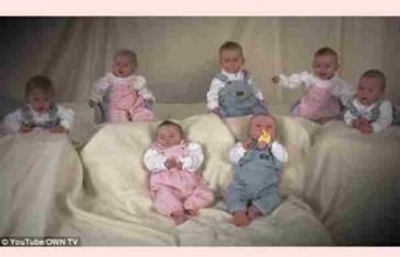 REKLI SU JOJ DA ABORTIRA ČETIRI OD SEDAM BEBA: Pogledajte kako izgledaju 18 godina kasnije…