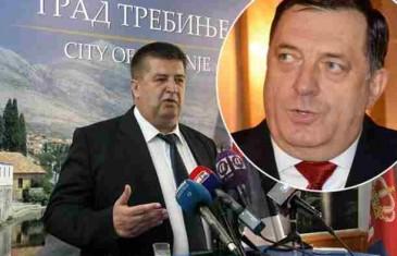 Gradonačelnik Trebinja o Dodiku: To je najveći blefer na ovim prostorima (VIDEO)
