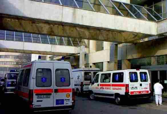 VAPAJ MAJKE: Uništili su mi dijete na UKCS Sarajevo, ovo su od njega uradili! FOTO