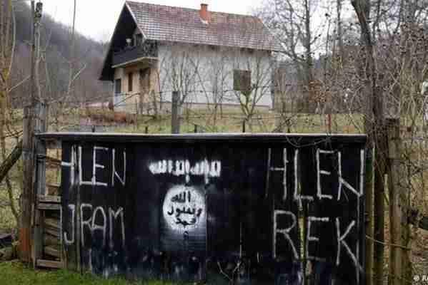 Šta se dešava na sjeveru Bosne? Ne priznajemo BiH, naša je država Islamska država!