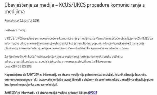 Naredba Sebije Izetbegović iznenadila sve medije u BiH