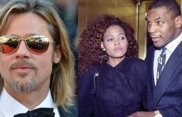 Mike Tyson opisao trenutak kada je uhvatio suprugu s Bradom Pittom u krevetu!
