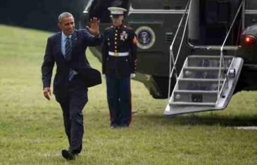 AFERA KOJA TRESE AMERIKU: Sudija Antonjin Skalija, sastao se sa Obamom nekoliko sati prije smrti