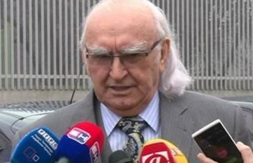 Slobodan Pavlović na bolničkom liječenju