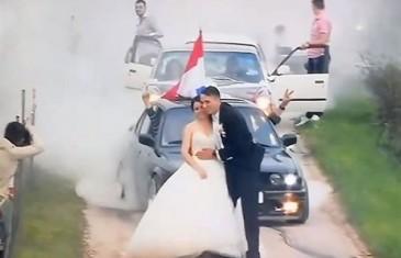 Iznenadit ćete se: Pogledajte zašto su ovi svatovi iz Hercegovine postali hit na Facebooku