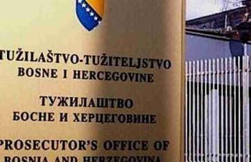 Tužilaštvo BiH pobjeglo od rješavanja političkih ubistava – bave se rješavanjem prijava kriminalnih priležnica