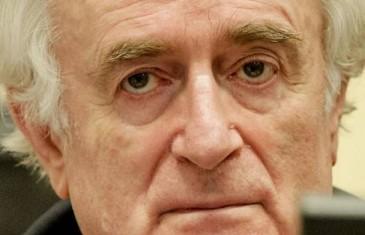 RATNI ZLOČINAC STRAHUJE ZA ŽIVOT: Uložen prigovor na odluku o premještanju Radovana Karadžića u Veliku Britaniju