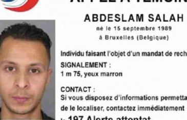 Abdeslam: Tačno je, planirao sam pucnjavu i bombaški napad u Bruxellesu