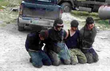 Džihadisti se hvalili da su oborili ruski helikopter, a onda su ih specijalci uhvatili – UZNEMIRUJUĆI VIDEO