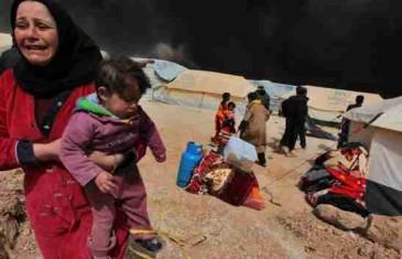 Pomoć donijela smrt: UN-ova hrana uzrokovala epidemiju u Siriji