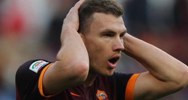 Bh. kapiten napušta Rim: Džeko previše košta Romu, hoće da ga se riješe