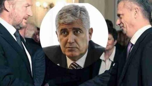 DOK JEDNOM NE SMRKNE, DRUGOM NE SVANE: Hapšenjem Novalića, većinu u Federalnoj vladi imaju Čovićev HDZ i Radončićev SBB!