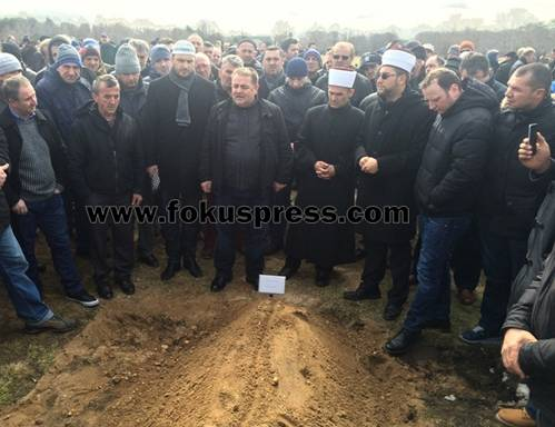 Zbogom Gospoda: Na Long Islandu sahranjen Ekrem Jevrić