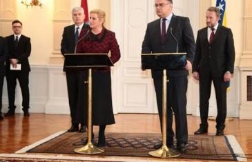 HRVATSKA IMA PODRŠKU NJEMAČKE I AMERIKE ZA OVO: Pogledajte šta će danas zatražiti od BiH u vezi ravnopravnosti Hrvata…
