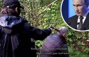 Militanti Islamske države u Rusiji ubili navodnog špijuna i objavili snimak