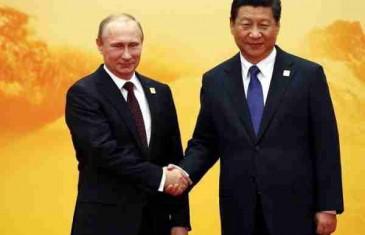 AMERIČKA GREŠKA U KORACIMA: Novi savez Rusije i Kine zbog…