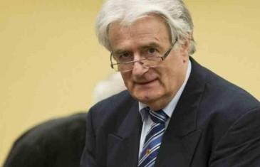Karadžić se javio iz ćelije: 'Zar Evropa nakon Pariza i Bruxellesa ne zna protiv koga smo se mi borili?'
