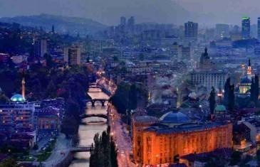 """ZA SVE ONE KOJI VOLE OTKRIVATI NOVO I DRUGAČIJE: """"Guardian"""" uvrstio Sarajevo na listu ljupkih europskih gradova"""