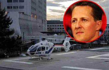 TEK SAD NEKE STVARI POSTAJU JASNE!? Sedam mjeseci prije nesreće Schumacher svojim najbližim rekao…