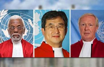 HAŠKI TRIBUNAL: Ovo su sudije koje će sutra izreći presudu Radovanu Karadžiću