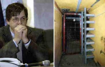 """PEDOFIL STVARAO """"PODZEMNI GRAD"""" OTETE DJECE U NAPUŠTENOM RUDNIKU: Pronađeni lanci gdje je mučio, snimao i silovao 6 djevojčica, 4 usmrtio (2 umrle od gladi u podrumu)"""