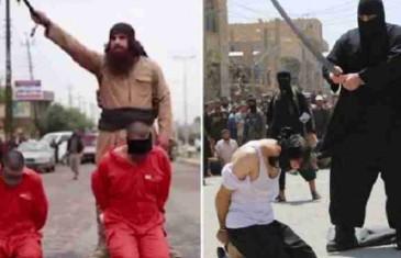 Otkriveno lice ekstremiste koji obezglavljuje zatvorenike (FOTO) (VIDEO)