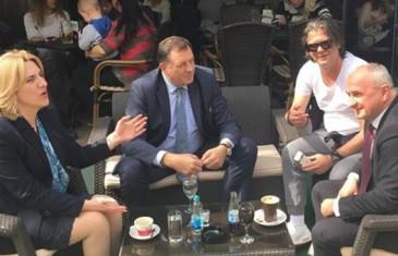 Vasković otkrio zbog čega je danas sjedio sa Dodikom